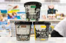 Artisanal Ice Cream Start-Ups - L.A. Creamery Creates Inventive Flavors Like 'Stout & Pretzels'