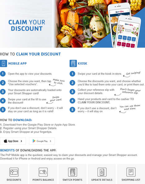 Discount-Notifying Shopping Apps