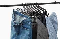 Trouser-Organizing Closet Accessories