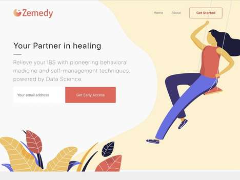 Digital Digestive Health Solutions - 'Zemedy' Helps Those with IBS to Practice Self-Management