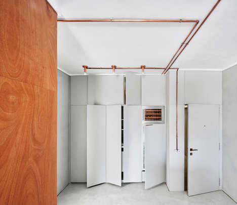 Marina-Inspired Spanish Apartments