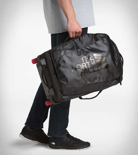User-Friendly Adventure Luggage