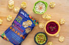 Multi-Veggie Quinoa Chips