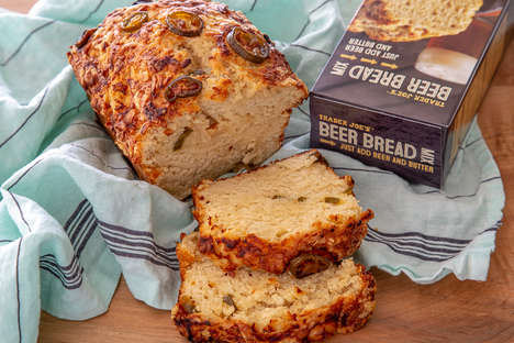 Savory Beer Bread Mixes