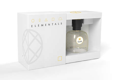 Element-Inspired Fragrances - 'Elementals' Fuse the Theory of Five Elements and Aromatherapy