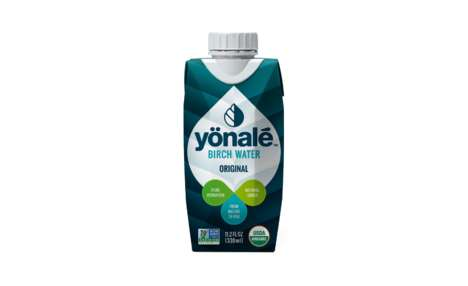 Immune-Boosting Birch Beverages - Yönalé's Clean, Plant-Based Drink Supports One's Immunity & Energy