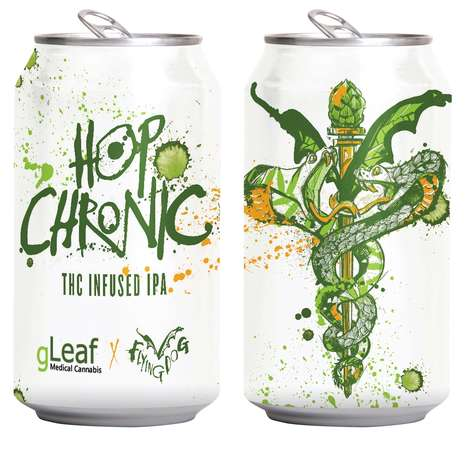 THC-Infused Beers