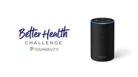Voice Assistant Health Challenges