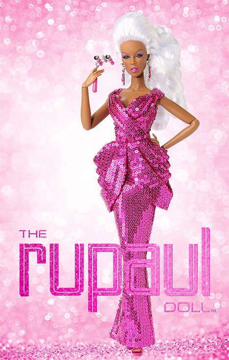 Iconic Drag Queen Dolls