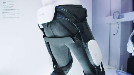 Lightweight Exoskeleton Concepts