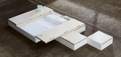 Micro-Living Storage Solutions