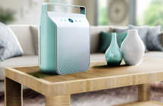 Portable Living Space Purifiers