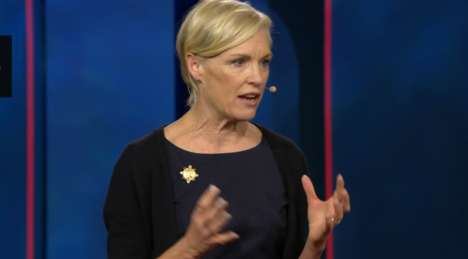 Strengthening the Women's Movement - Cecile Richards' Talk on the Women's Movement is Enthusiastic