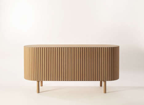 Poetically Inspired Furniture Collections