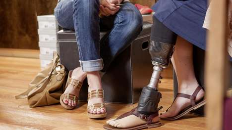 App-Connected Prosthetics