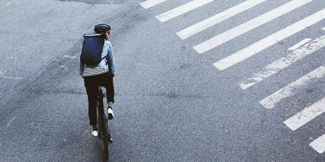 Quick-Access Urban Cyclist Packs