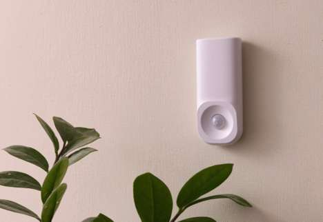 Low-Cost Smart Security Sensors