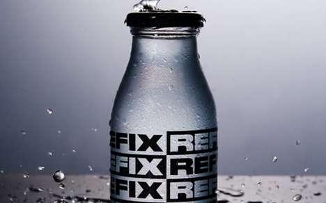 Seawater-Infused Drinks