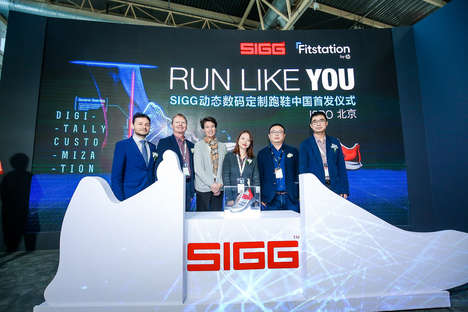 Customized Smart Running Shoes