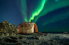 Norwegian Prefabricated Hiking Cabins