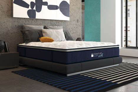 Recovery-Aiding Mattresses