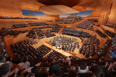 Towering London Concert Halls