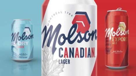 Cohesive Beer Brand Identities