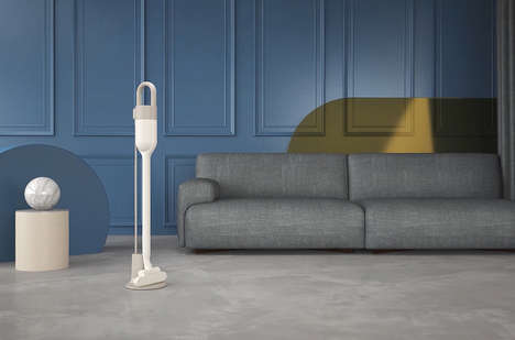 Statuesque Living Space Vacuums