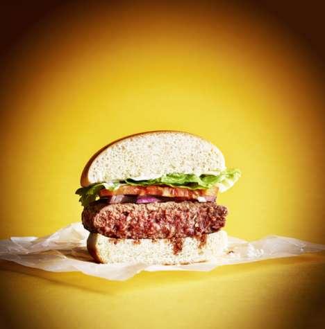 Flexitarian-Friendly Hybrid Burgers