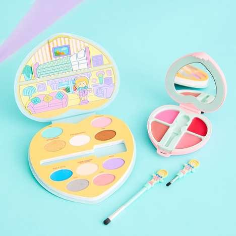 Pocket-Sized Toy Cosmetics