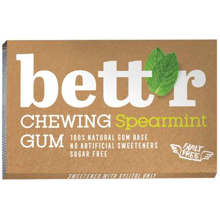 All-Natural Mint Gums