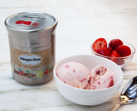 Reusable Ice Cream Packaging