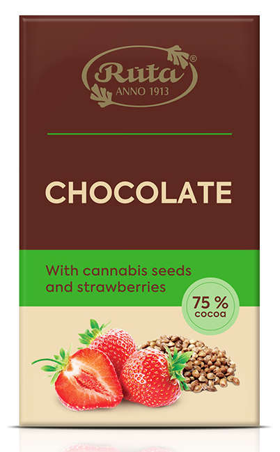 Cannabis Seed Chocolates