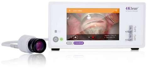 Ultra-Precise Surgery Cameras