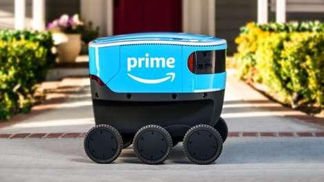 Autonomous eCommerce Delivery Robots
