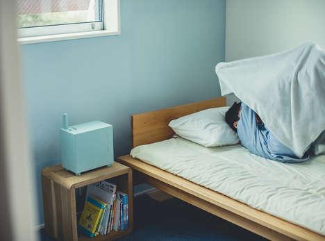 Minimalist Designer Home Humidifiers