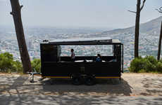 Mobile Solar-Powered Co-Working Offices