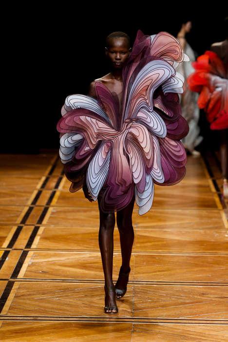 Human-Animal Hybrid Fashion