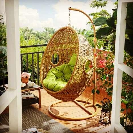 Handwoven Year-Round Furniture Sets