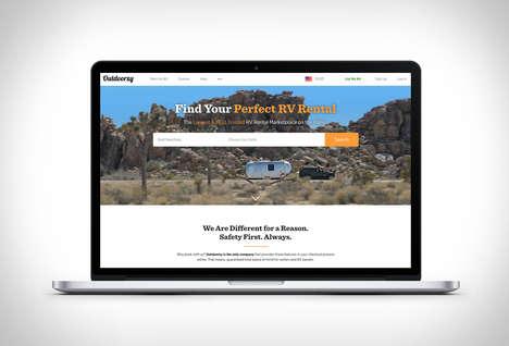 RV Rental Travel Marketplaces