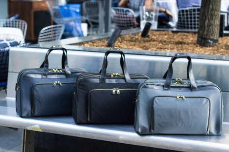 Modular Suitcase Travel Bags