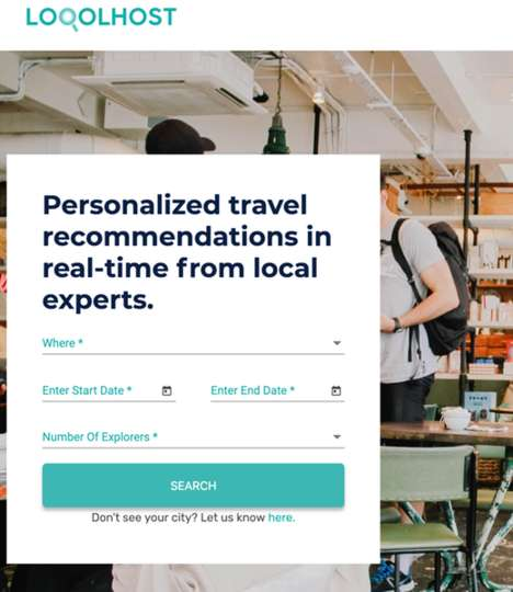 Local Insider Travel Platforms