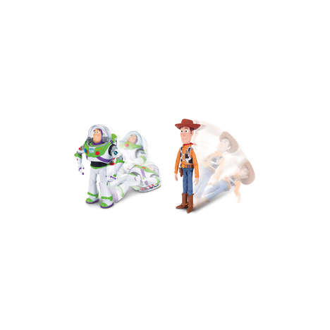 Voice-Activated Disney Toys - Disney Pixar's Toy Story 4 Range from ThinkWay is Responsive
