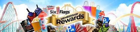 Entertainment Park Loyalty Perks