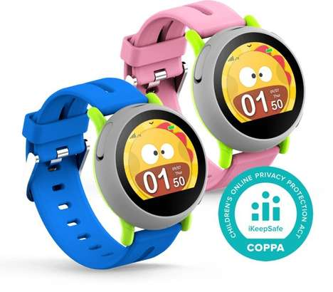 Communicative Child Smartwatches