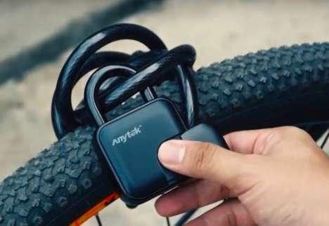 Speedy Biometric Security Locks
