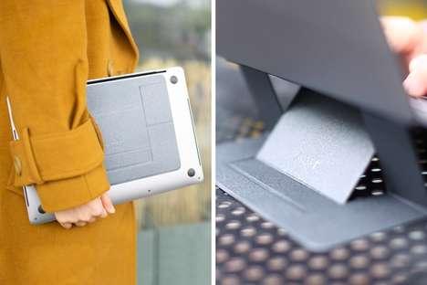 Flatpack Laptop Productivity Stands