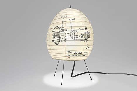 Lunar Holiday-Honoring Lamps