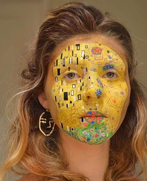 Conceptual Makeup Artist Accounts