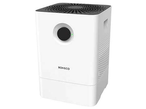 Dual-Functionality Air Purifiers